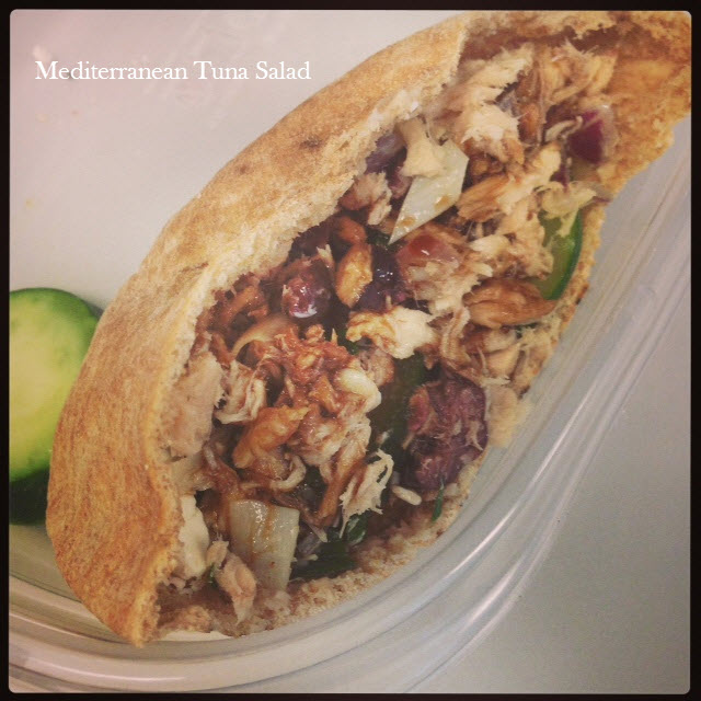Healthy, Easy & Yummy: Mediterranean Tuna Salad
