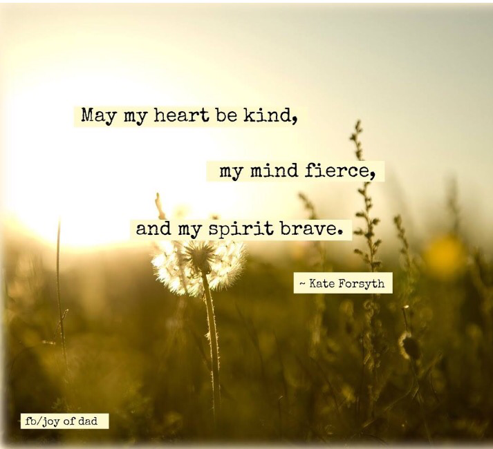 May My Heart Be Kind